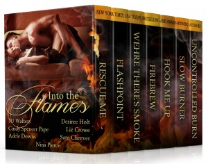 IntoTheFlames_Kindle_3d
